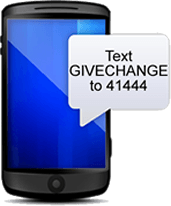 Text GiveChange41444